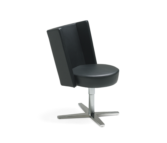 Centrum easy chair by Materia | Visitors chairs / Side chairs
