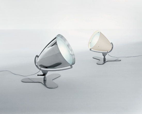 Faro floor lamp by Pallucco | Spotlights