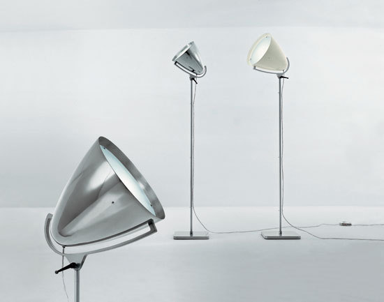 Faro floor lamp by Pallucco | General lighting