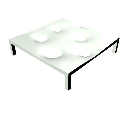 mTABLE #6 by M-SHAPE | Coffee tables
