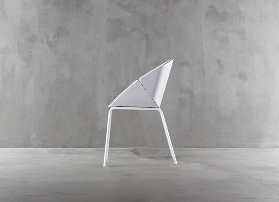 Baba chair 1626-10 by Plank | Multipurpose chairs