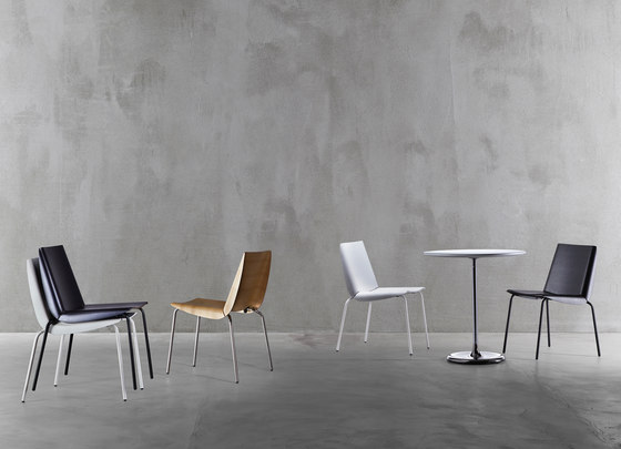 Millefoglie chair 1620-20 by Plank | Multipurpose chairs