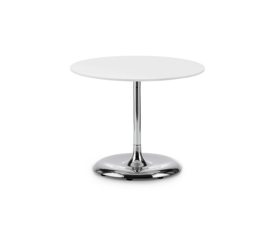 Cin Cin table base (medium) by Plank | Cafeteria tables