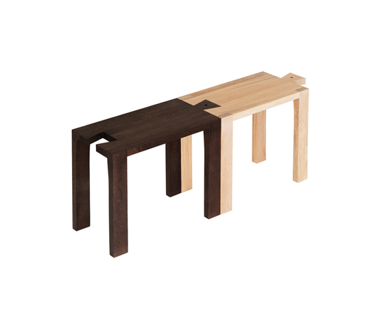Wedding Stool X2 de ASPLUND | Tabourets