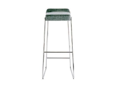 Otto | 2298/A by Zanotta | Bar stools