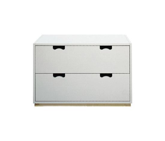 Snow Cabinet A2 by ASPLUND | Sideboards