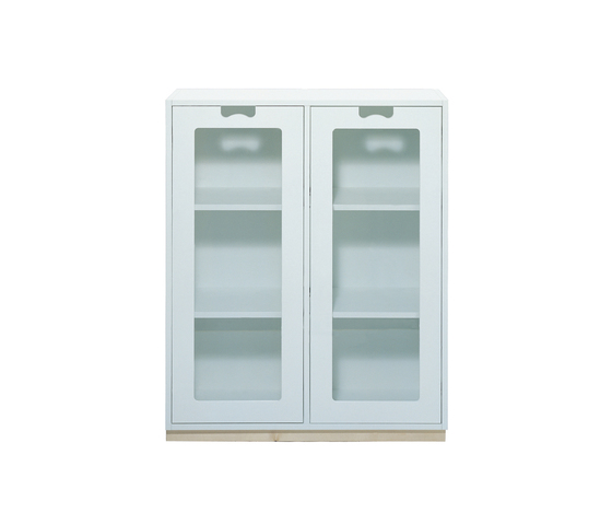 Snow Cabinet E by ASPLUND | Display cabinets