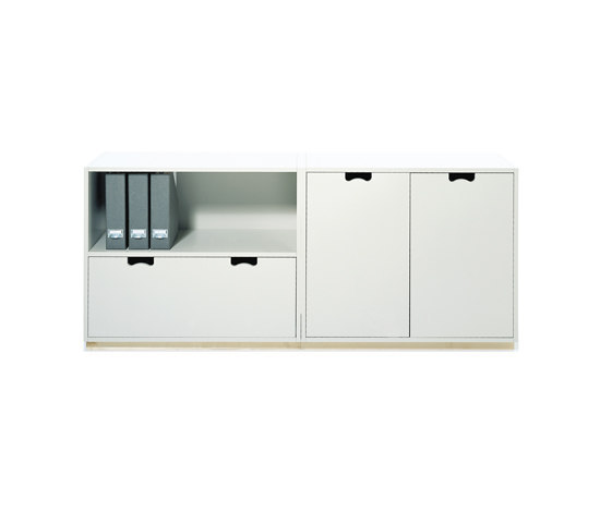 Snow Office LC | LD von ASPLUND | Sideboards / Kommoden