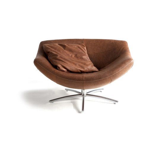 Gigi armchair di Label | Poltrone lounge