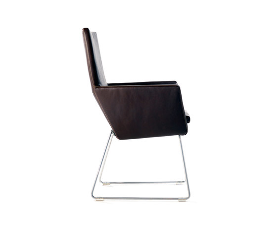 Donna dining chair by Label | Visitors chairs / Side chairs