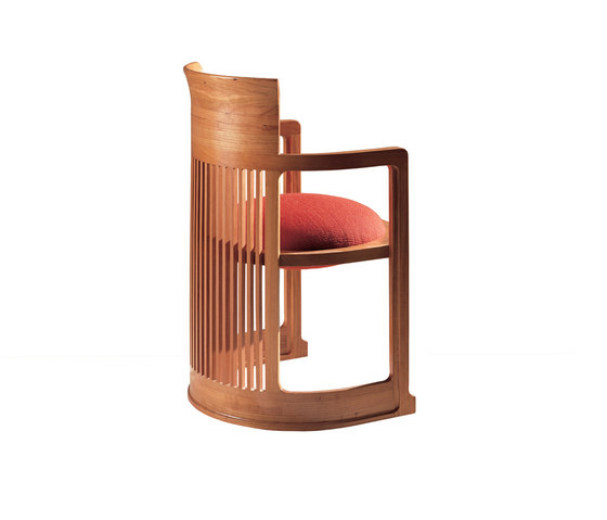 606 barrel by cassina product for Sedia barrel wright