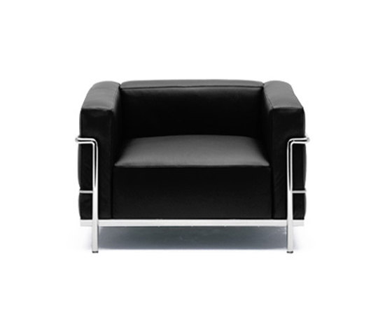 LC3 Armchair by Cassina | Lounge chairs