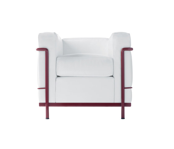 LC2 Sessel von Cassina | Loungesessel