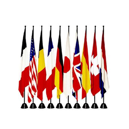 Servobandiera | 515 by Zanotta | Flag holders
