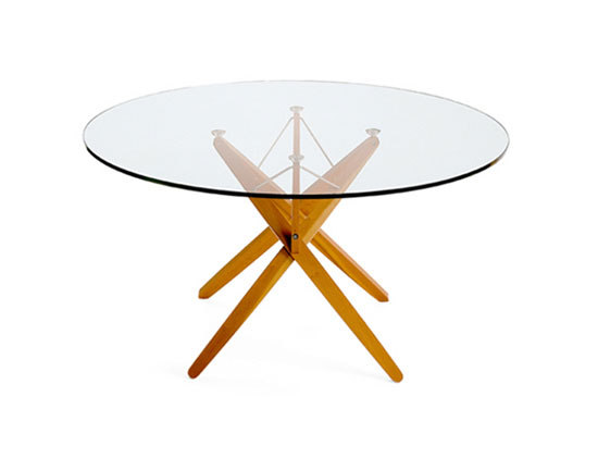 Orione | 2337 by Zanotta | Dining tables