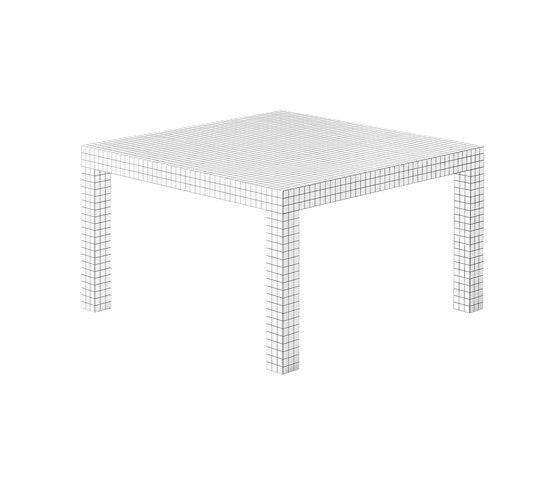 Quaderna | 2600 de Zanotta | Tables de repas