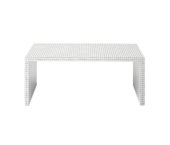Quaderna | 2830 by Zanotta | Dining tables