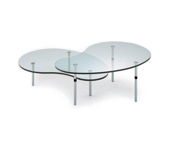 Ambo | 655 de Zanotta | Tables basses
