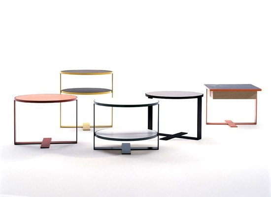 Eileen by B&B Italia | Side tables