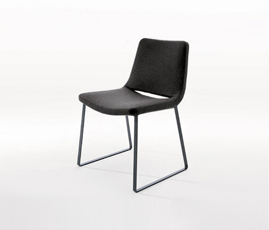 Metropolitan ME48 by B&B Italia | Visitors chairs / Side chairs