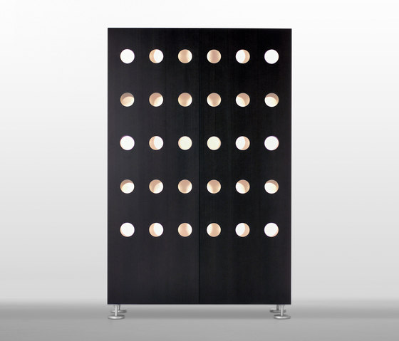 Moony black by HORM.IT | Cabinets
