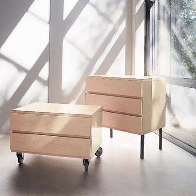 Moduli chest of drawer von Muurame | Sideboards / Kommoden