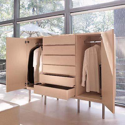 Moduli wardrobe de Muurame | Armarios