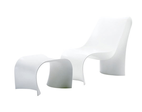 Brasilia | 925 by Zanotta | Garden armchairs