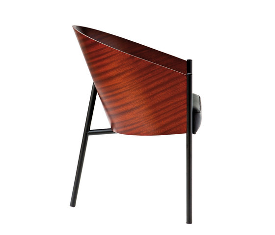 Costes easychair mogano by Driade | Visitors chairs / Side chairs