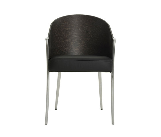 King Costes easychair erable grigio de Driade | Sillas de visita