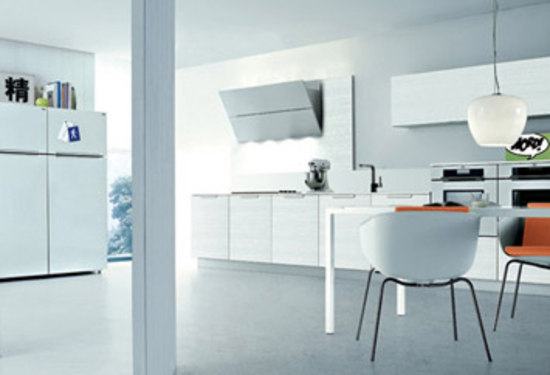 My Planet by Varenna Poliform | Fitted kitchens