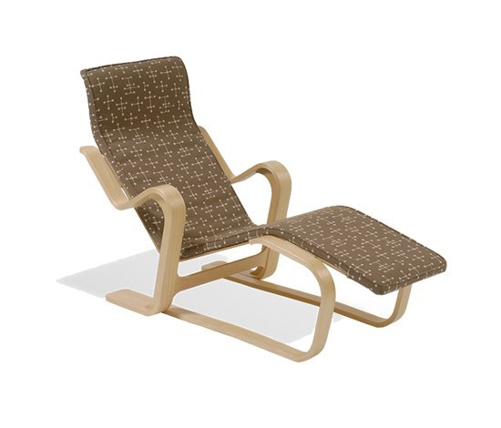 Isokon Long Chair von Isokon Plus | Chaise Longues