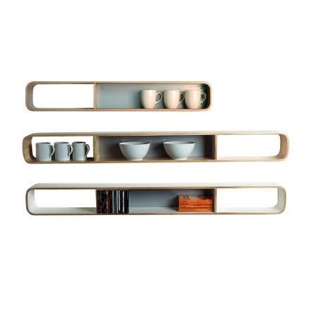 Loop Shelf by Isokon Plus | Shelving