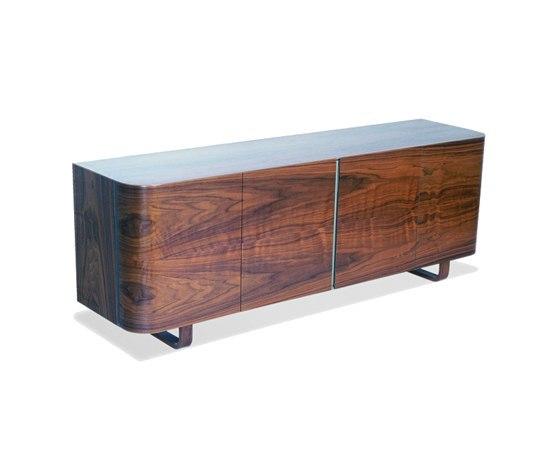 Wing 4-door sideboard by Isokon Plus | Sideboards
