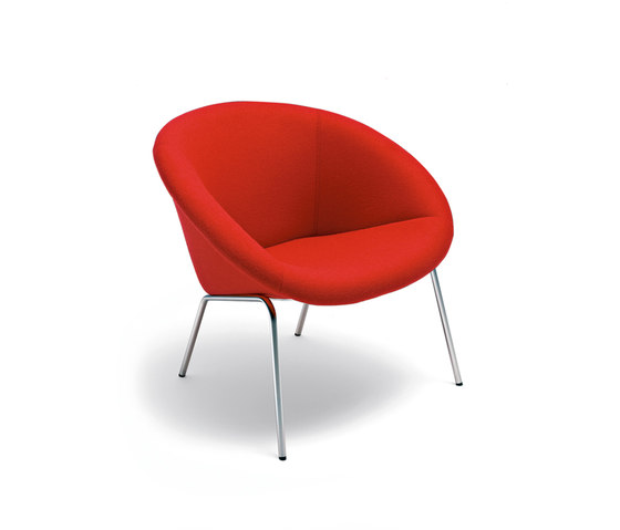 Classic Edition 369 loungechair by Walter Knoll | Lounge chairs