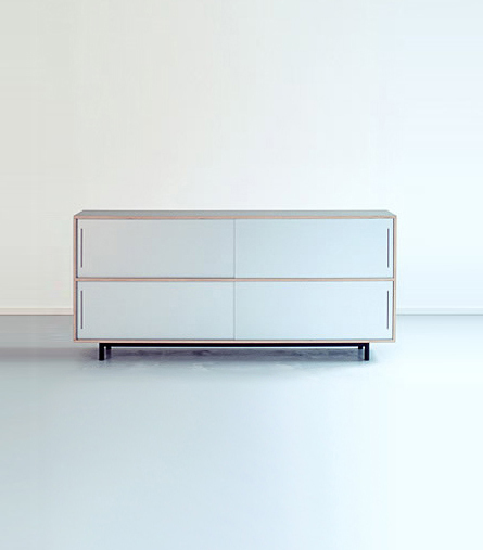 Sideboard h83 by Oswald | Office shelving systems