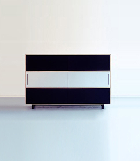 Sideboard h118 by Oswald | Office shelving systems
