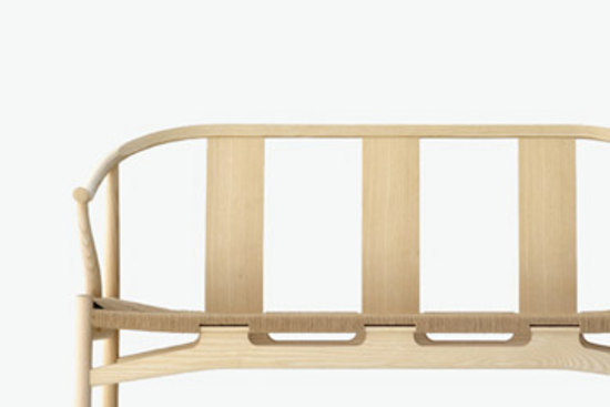 pp266 by PP Møbler | Waiting area benches
