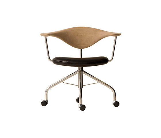 pp502 | Swivel Chair by PP Møbler | Task chairs