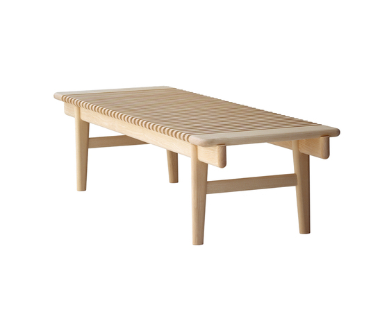 pp589 | Bar Bench by PP Møbler | Waiting area benches