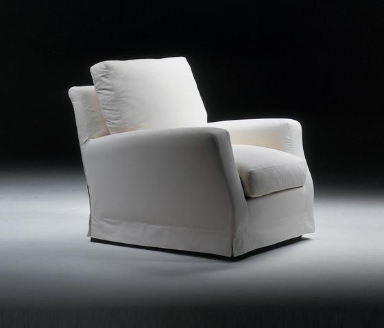Eduard Sessel von Flexform | Loungesessel