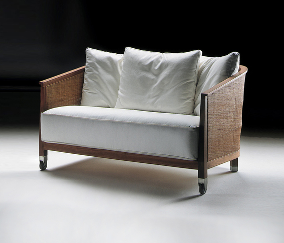 Mozart sofa by Flexform | Lounge sofas