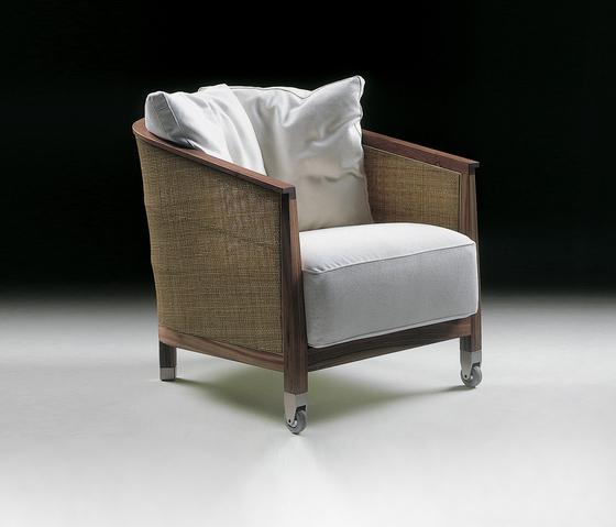 Mozart Sessel von Flexform | Loungesessel