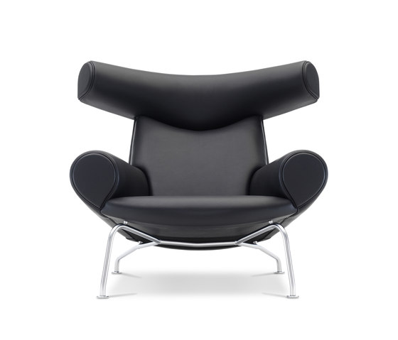 Ox-chair EJ 100 by Erik Jørgensen | Lounge chairs