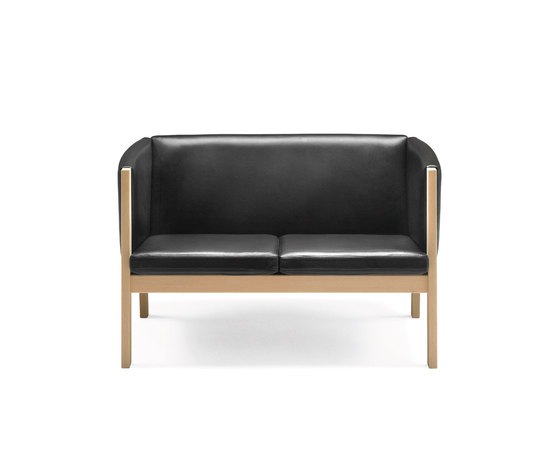 GE 285 2-seater Couch by Getama Danmark | Lounge sofas
