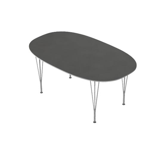 Model B616 de Fritz Hansen | Tables de restaurant