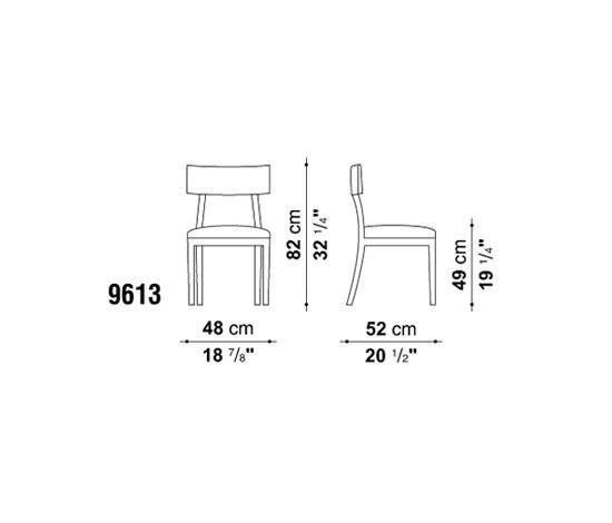 Aretusa by Maxalto | Chairs