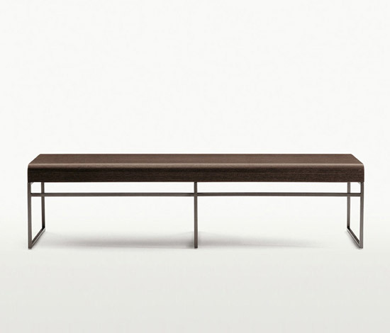 Elios by Maxalto | Upholstered benches