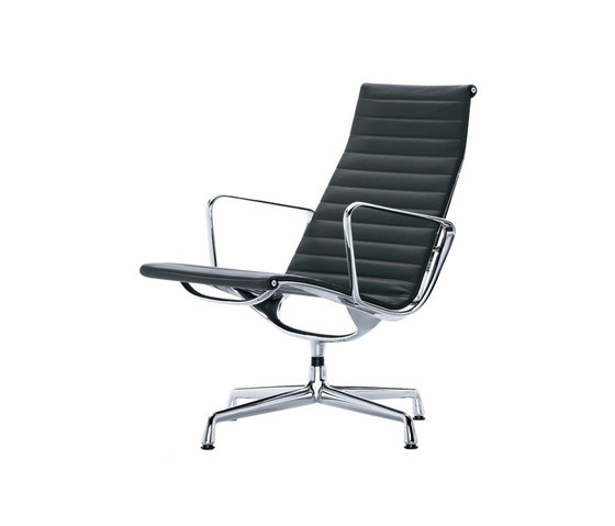 Aluminium Chair EA 116 by Vitra | Lounge chairs
