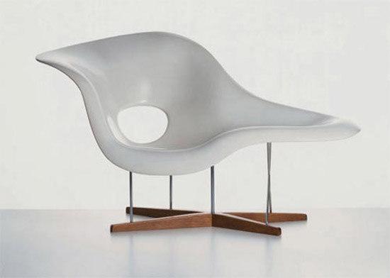 La Chaise von Vitra | Chaise Longues